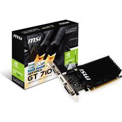 MSI GeForce GT 710 1024MB DDR3