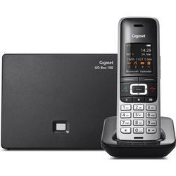 Gigaset S 850 A Go Schnurlostelefon mit Anrufbeantworter