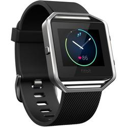Fitbit Blaze, Fitness Watch, 140-170 mm, Pflaume/Silber