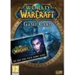 World of Warcraft / GameCard (60 Tage Pre/Paid)