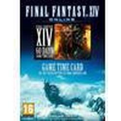 Final Fantasy XIV (14) A Realm Reborn 60 day Gametime