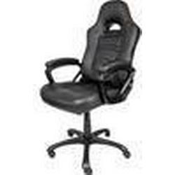 Arozzi Gaming-Stuhl Enzo Gaming Chair Schwarz/Blau