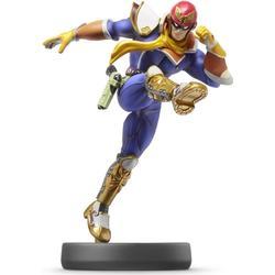 amiibo Smash Captain Falcon