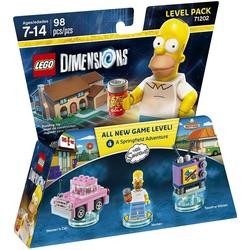LEGO DIMENSIONS LEGO DMNS Level Pack (INT) Simpsons