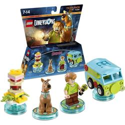 LEGO Dimensions / Team Pack / Scooby Doo