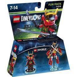 LEGO Dimensions Fun Pack - Ninjago Nya (Mehrfarben)