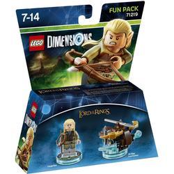 LEGO Dimensions Fun Pack - Herr Der Ringe Legolas (Mehrfarben)