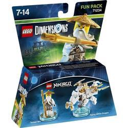 LEGO Dimensions Fun Pack - Ninjago Sensei Wu (Mehrfarben)