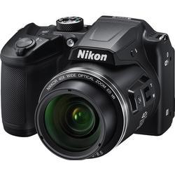 Nikon Coolpix B500 Kompakt Kamera, 16 Megapixel, 40x opt. Zoom, 7,5 cm (3 Zoll) Display
