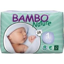BAMBO Nature Babywindel New Born 2-4 kg 28 St