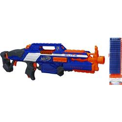 Hasbro Nerf A3901EU4 / N/Strike Elite Rapidstrike, Spielzeugblaster