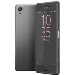 Sony Xperia X schwarz