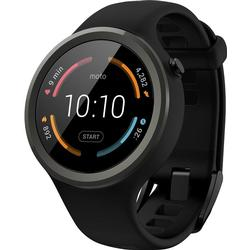 Motorola SM4293AE7B1 Moto 360 Sport Smart Watch 2G schwarz