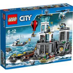 LEGO City 60130 Polizeiquartier u. Gefängnisinsel