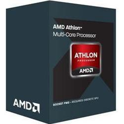 AMD AD860KXBJABOX Athlon II X4 860K 3,7GHz FM2+ 4MB Cache 95W Prozessor schwarz edition