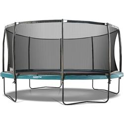 Trampolin North Explorer 350 + North Safetynet Small