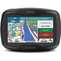GARMIN 010-01602-11 ZUMO 345LM CE, Motorrad Navigationsgerät, Kartenmaterial Zentraleuropa, 22 Länder, inkl. Lifetime card updates
