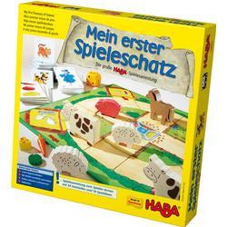 Haba Mein erster Spieleschat z/ Die große HABA/Spielesammlung