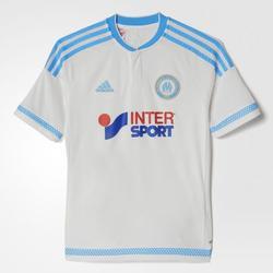 adidas Olympique Marseille Replica Spieler-Heimtrikot