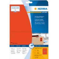 Herma 4497 Farbige Etiketten 199.6x143.5 mm A4 40 St.