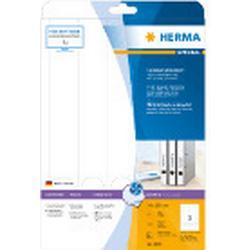 Herma 4830 Inkjet Ordneretiketten 38x297 mm A4 125 St.