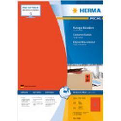 Herma 4402 Farbige Etiketten 210x297 mm A4 100 St.