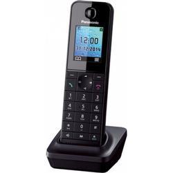 Panasonic Mobilteil KX-TGH210/20 inkl. Ladeschale schwarz