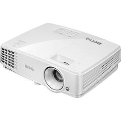 BenQ DLP Beamer MS527 Helligkeit: 3300 lm 800 x 600 SVGA 13000 : 1 Weiß