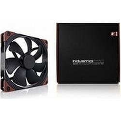 Noctua NF/A14 PWM/Lüfter 140 mm Industrial ppc/24 V/3000 IP67, schwarz