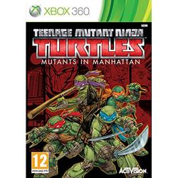 Teenage Mutant Ninja Turtles (nickelodeon) / [Xbox 360]