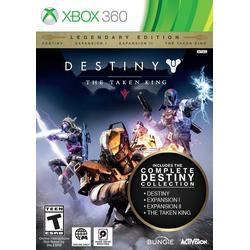 Activision XBOX 360 - Spiel »Destiny - König der Besessenen (Legendäre Edition)«