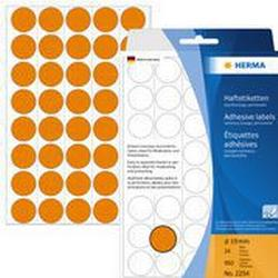 Herma  Papieretiketten, matt, permanent selbstklebend, 960 Etikett(en)