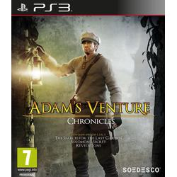 Adams Venture Chronicles (Playstation3)