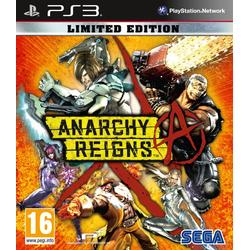 Anarchy Reigns Limited Edition / [PlayStation 3]
