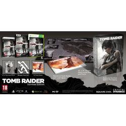 Tomb Raider / Survival Edition / [PlayStation 3]