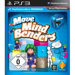 Move Mind Benders (Playstation3)