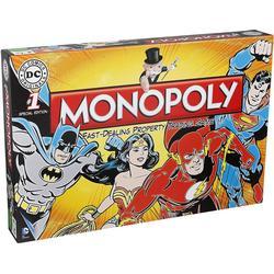 Winning Moves WIN44109 / Brettspiele, Monopoly, DC Comics Originals
