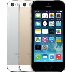 Apple iPhone 5S Smartphone (4 Zoll (10,2 cm) Touch/Display, 32 GB Speicher, iOS 7) gold