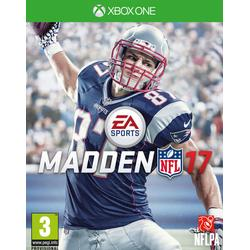Electronic Arts XB1 Madden NFL 17