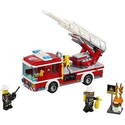 LEGO City 60107 / Feuerwehrfahrzeug mit fahrbarer Leiter