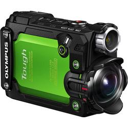 Action Cam Olympus TG-Tracker V104180EE000 4K, GPS, Frostbeständig, Wasserfest