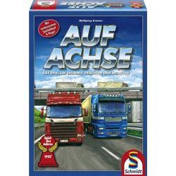 Schmidt Spiele 49090 / Auf Achse, Spiel des Jahres 1987