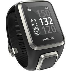 TomTom Golfer 2 GPS/Uhr (40,000 vorinstallierten Plätze weltweit, Automatische Schlagerkennung und Scorekarte, Ansicht des Grüns und Distanzen zum Grün, 24/7 Aktivitäts/Tracking)