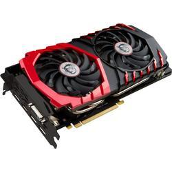 MSI GeForce GTX 1080 V336/001R, 8GB GDDR5X, PCI Express x16 3.0 Grafikkarte, 1,8 GHz CPU/Geschwindigkeit