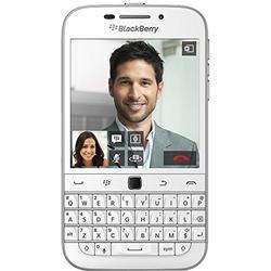 BlackBerry Classic 16 GB Smartphone ohne Vertrag/SIMlock, schwarz (Handy)