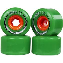 Abec11 FreeRides Rolle 4 Stk. 72mm - 78A