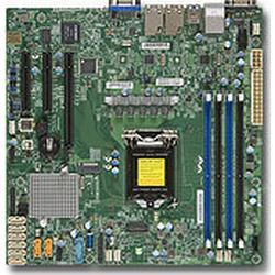 Supermicro X11SSH-F: LGA1151, E5-1200v5