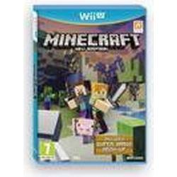 Minecraft Edition inkl. Super Mario Mash-Up Nintendo Wii U