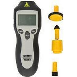 SEALEY Digital Tachometer Contact/non/contact
