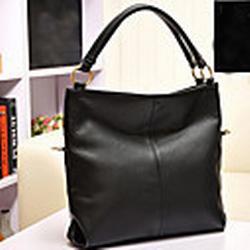 inleela Frauen geneigten Leder Vintage-Tasche